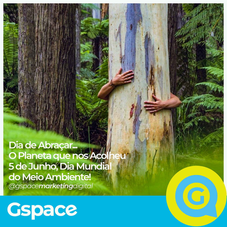gspace dia mundial do meio ambiente