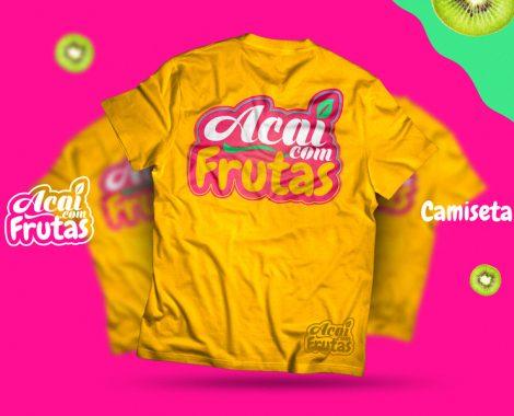 Camiseta_Açaí-com-Frutas